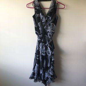 WHBM halter style dress